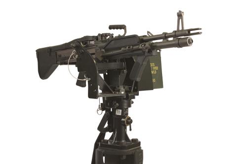 MK82 Gun Mount