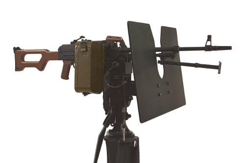 PK10 Gun Mount