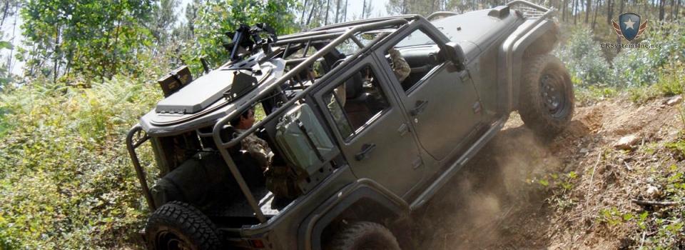 Jeep Mount